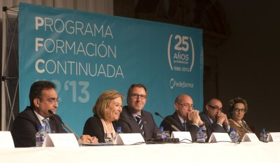 fedefarma celebra el 25 aniversario de formacin continuada en valencia