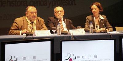 leon reune al sector farmaceutico en el xii congreso de fefe