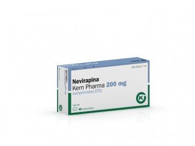 kern pharma lanza nevirapina su primer antirretroviral para el tratamiento del vih1