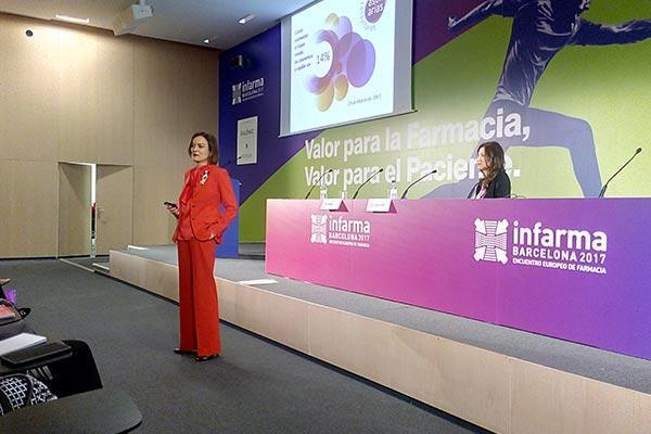 asun arias analiza en infarma las claves para la venta de dermocosmeacutetica en la farmacia