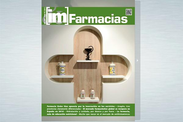 ya estaacute disponible la revista im farmacias nordm 73 especial pre infarma 2017