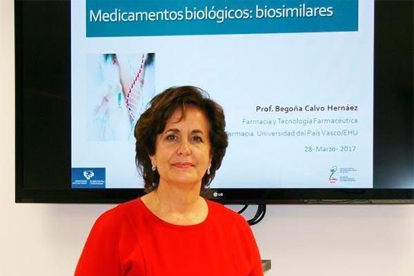 los farmaceuticos de alava se actualizan en medicamentos biologicos