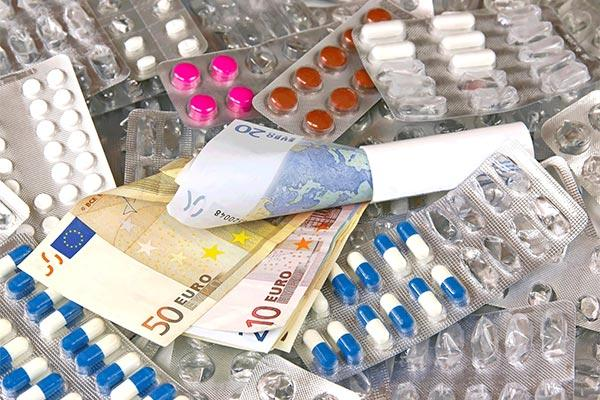 el gasto farmaceutico sube un 241 en febrero