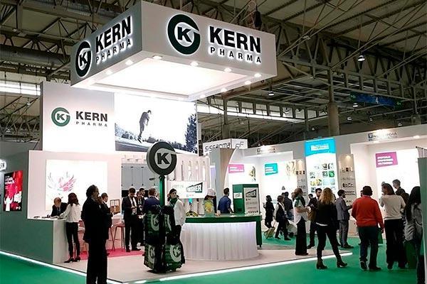 kern pharma expone sus ultimas novedades en infarma 2017