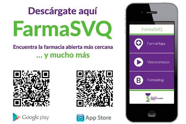 el cof de sevilla lanza una app para conocer la oficina de farmacia abierta mas cercana al usuario