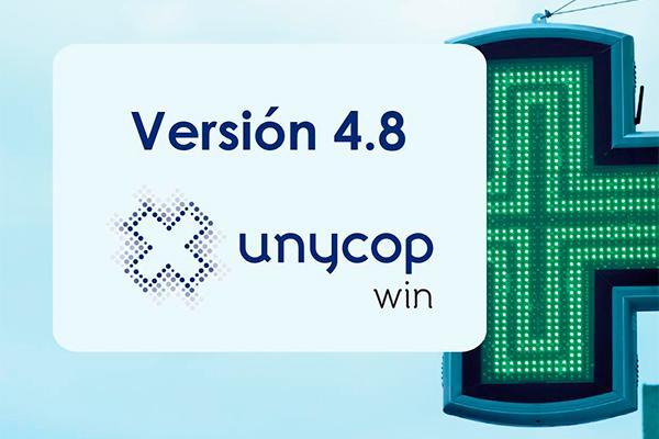 unycop expondr en infarma la nueva versin 48 del software unycop win
