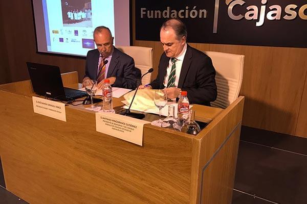 acuerdo de colaboracion de bidafarma con la federacion andaluza de enfermos de parkinson