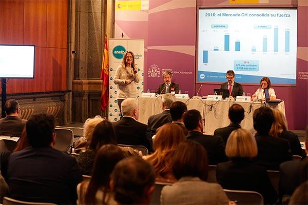 anefp destaca en su asamblea general el crecimiento del sector autocuidado en 2016