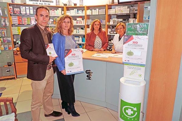 campana sefacsemfyc para recoger antibioticos impulsar su uso prudente y frenar la resistencia bacteriana