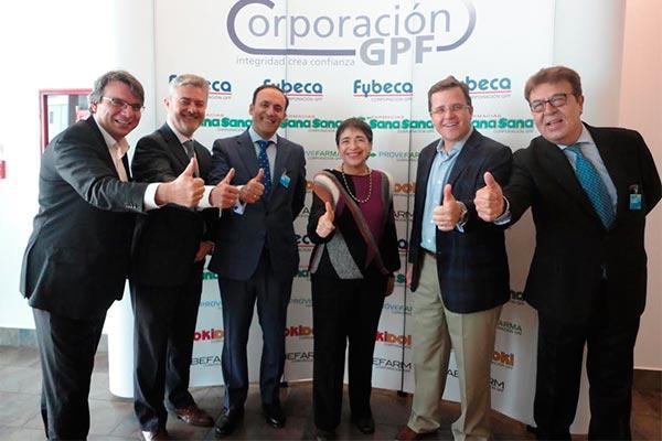 cofares protagonista del unico centro de distribucion farmaceutica automatizado en ecuador
