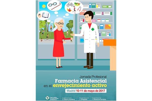 el consejo general organiza en mayo la jornada profesional de farmacia asistencial