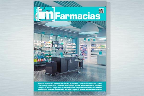 ya esta disponible la revista im farmacias n 74 especial post infarma 2017