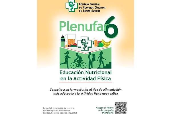 209 farmaceuticos aragoneses promoveran una correcta alimentacion para la actividad fisica