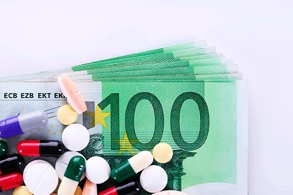 el gasto total en productos farmaceuticos y sanitarios cae un 26 en febrero