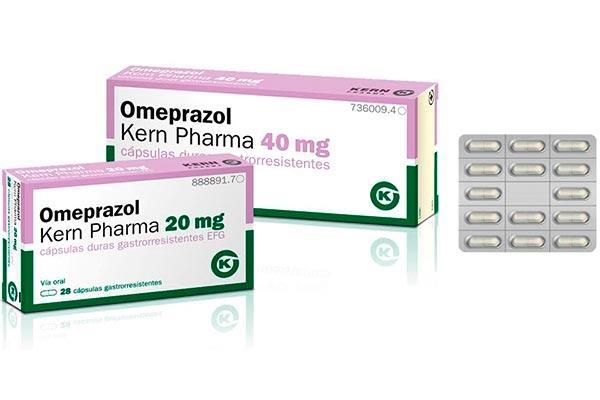 kern pharma renueva sus tres presentaciones de omeprazol en blister con un nuevo formato unidosis