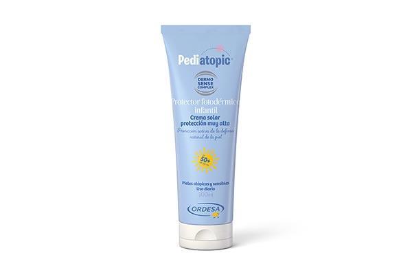 pediatopic proteccion fotodermica el nuevo protector solar especifico para las pieles atopicas infantiles