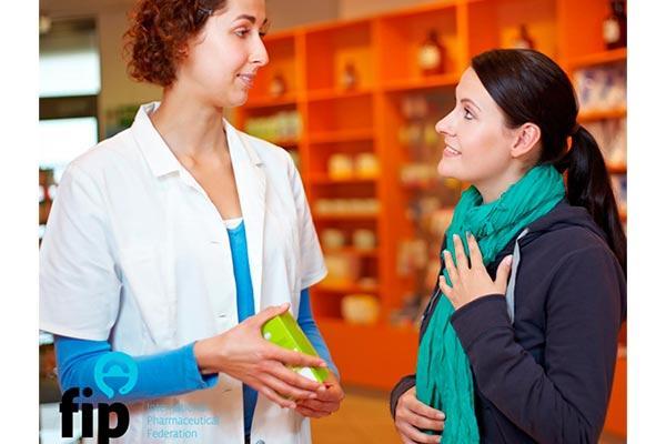 fip el reconocimiento al rol del farmaceutico en el autocuidado es cada vez mayor
