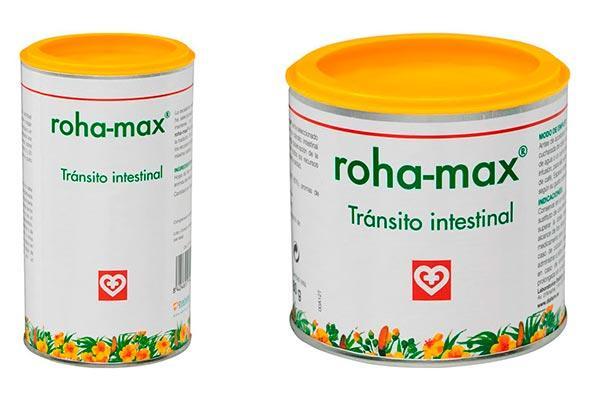 rohamax apuesta por la cassia angustifolia sen para ayudar al buen funcionamiento del transito intestinal