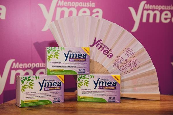 ymea lanza el nuevo sofoconfort 24 horas para actuar contra los sofocos y las sudoraciones