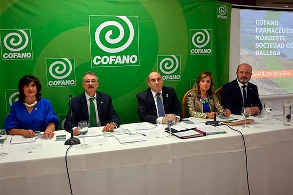 cofano presenta los resultados del 2016 en su asamblea anual con criticas al modelo bidafarma