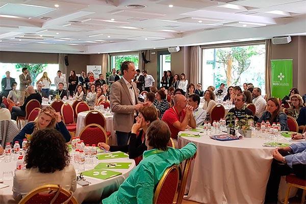 ecoceutics celebra nbspsu encuentro anual bajo el lema compartimos ideas