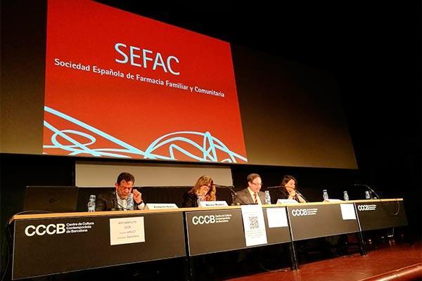 gran exito de acogida de las jornadas sefac2017 en barcelona