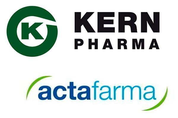 kern pharma amplia su cartera de autocuidado con la compra de laboratorios actafarma