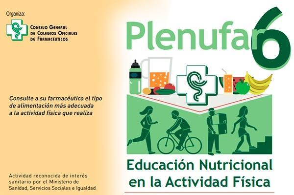 plenufar y la educacion nutricional en la actividad fisica llega a mas de 300 farmacias de barcelona