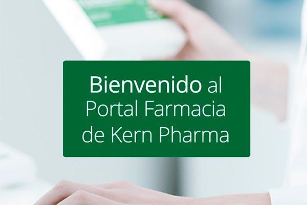 portal farmacia la plataforma de kern pharma que facilita la gestin administrativa a sus clientes farmacuticos
