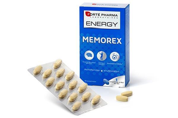 potencia tu memoria y concentracion con energy memorex de laboratorios forte pharma