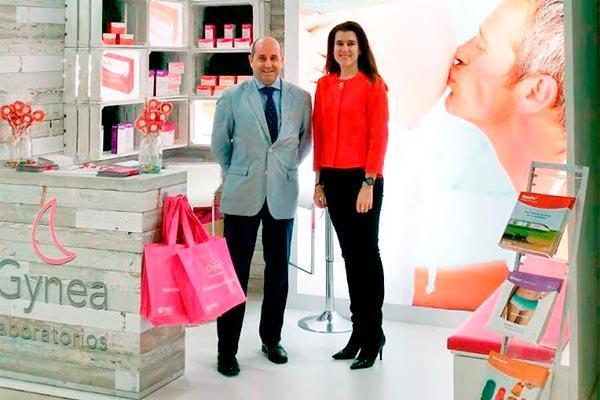 gynea acude al 34 congreso nacional de la sego con sus principales productos en salud de la mujer
