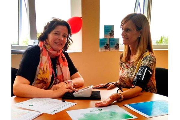 alliance healthcare organiza en sus 31 delegaciones la jornada de salud cuida tu corazon