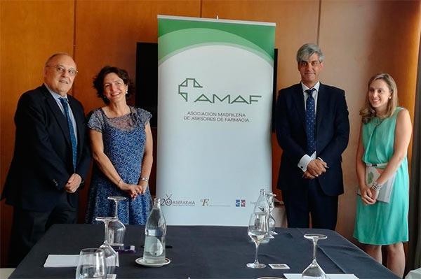 amaf destaca 2016 como el ano del repunte de las oficinas de farmacia