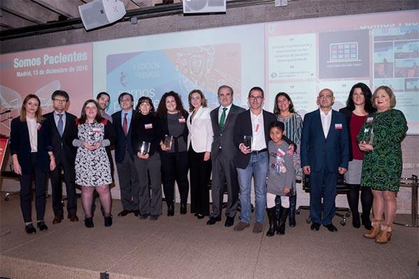 arranca la iii edicion de los premios somos pacientes de la fundacion farmaindustria