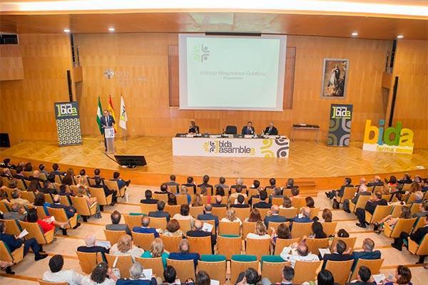 bidafarma aprueba sus cuentas anuales de 2016 en su primera asamblea general de socios