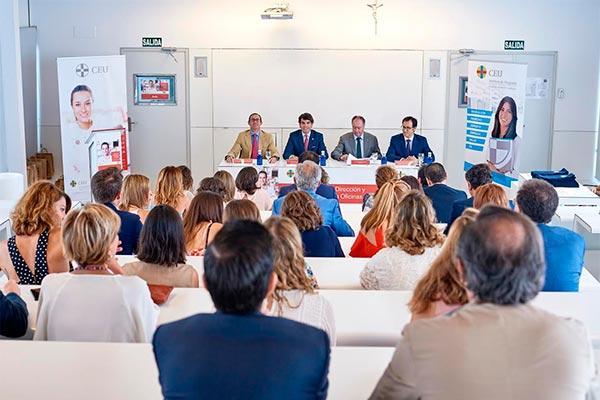 bidafarma pone punto y final a la v edicin del programa de alta direccin en oficina de farmacia