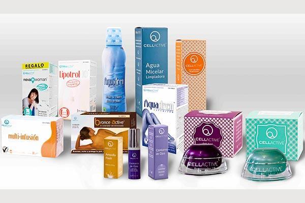 cellactive renueva su gama de productos nutricosmeticos