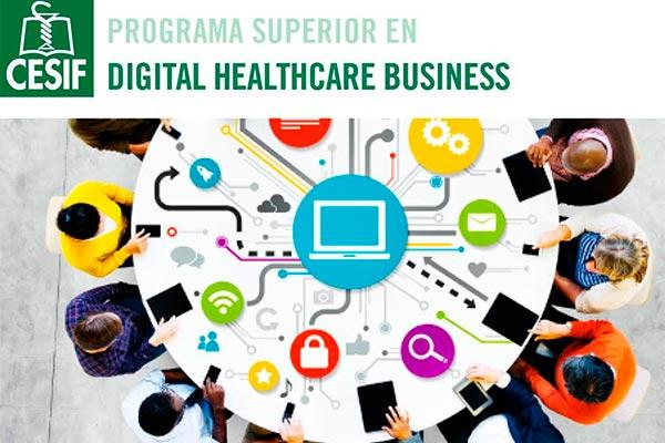 cesif anuncia la convocatoria de su i programa superior en digital healthcare business