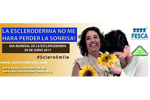 los farmaceuticos renuevan su apoyo a las er concienciando sobre la esclerodermia