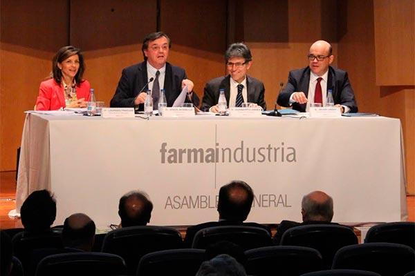 la industria farmaceutica espanola es el sector mas productivo de espana por trabajador