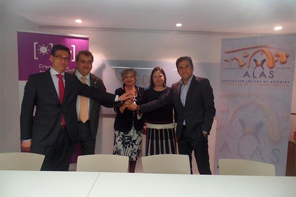la iniciativa de fefac para el uso de fotoprotectores solares en pacientes con lupus llega a asturias