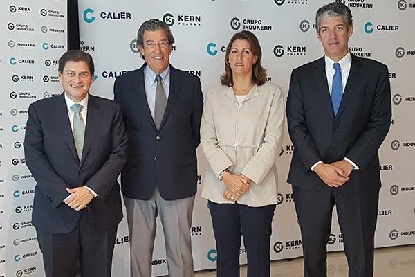 kern pharma cierra un 2016 al alza con ventas de 240 millones de euros