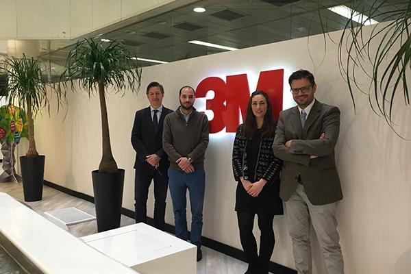 ortopedia central cofares y laboratorios 3m firman un acuerdo de distribucion