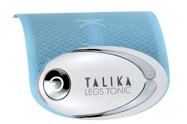 piernas mas ligeras con legs tonic el parche electronico de talika