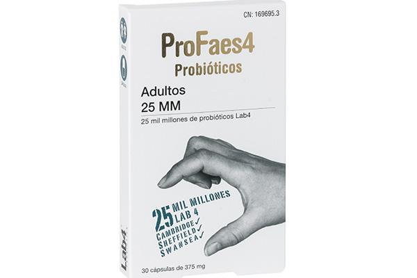 profaes4 adultos facilita que el sistema digestivo e inmunitario se mantenga sano