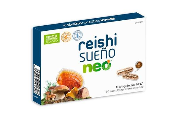 reishi sueno neo el complemento alimenticio formulado para el insomnio y los problemas psicosomaticos