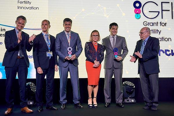 los dos ganadores de los grant for fertility innovation de merck recibirn 125 millones de euros