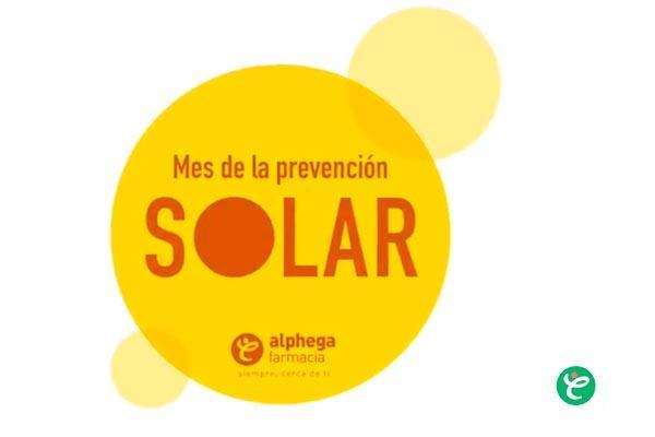 alphega farmacia estrena campana sanitaria de prevencion solar