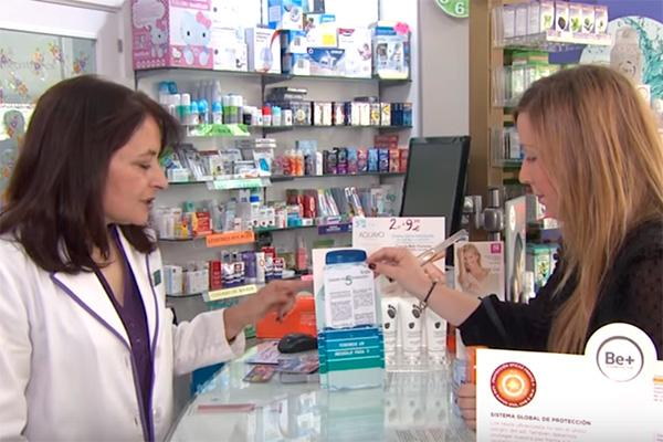 las farmacias aragonesas harn una encuesta para conocer los hbitos de hidratacin de sus usuarios