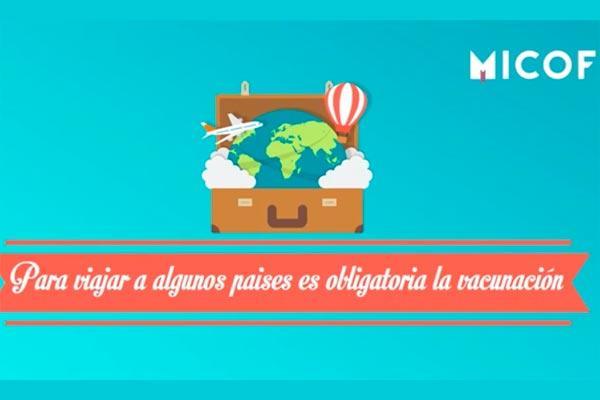 el micof recomiendanbspir a los centros de vacunacin internacional con 12 meses denbspprevisin